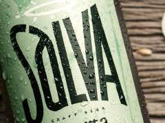 Salva啤酒品牌精美酒瓶包装设计欣赏