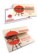 15个国外创意双面印刷邀请函设计欣赏