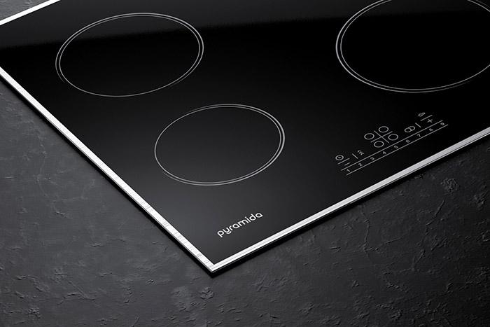 厨房电器品牌Pyramida视觉形象设计欣赏