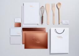 餐饮品牌Jackson Gilmour创意视觉形象设计欣赏
