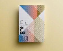 40个运用几何图形元素的创意海报设计素材