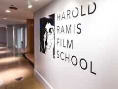 国外影视学校精致logo创意设计欣赏