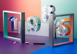 Rafael Merino个性潮流视觉感受超强的创意3D文字设计