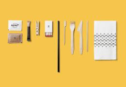 Chef Oteri品牌餐厅的视觉形象广告设计