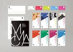 韩国国立现代美术馆视觉形象广告设计