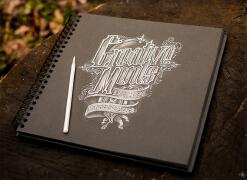 10个国外创意独特的手绘字体设计欣赏