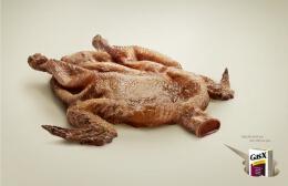 享受美食 无需担心腹胀:Gas-X缓解腹胀药品广告设计欣赏