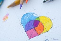 佳作欣赏:9款创意手绘效果logo欣赏