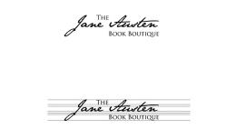 The Jane Austen书店品牌形象广告设计