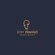 葡萄牙Dom Frango餐馆品牌视觉形象设计创意作品