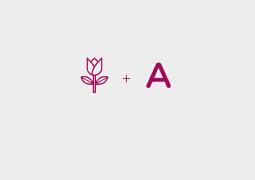 14款以小花为主题的Avril Complementos时装店视觉形象设计