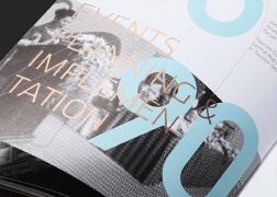 9款广告公司服务精美手册设计欣赏