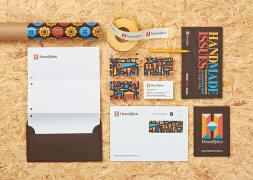 瑞典色彩缤纷的手工艺社团Hemslöjden品牌形象设计
