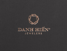 高端大气的Danh Hien高级珠宝品牌形象设计