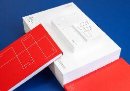 国外建筑事务所的品牌VI设计作品欣赏