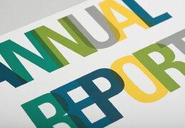 荷兰银行的年报画册设计作品欣赏