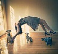 创意广告摄影:10张摆脱地球引力的创意广告欣赏