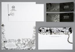 11款漂亮的信封、信笺设计作品欣赏