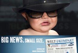 国外可爱的儿童创意广告——宣传广告设计