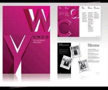 7款国外年报创新画册设计