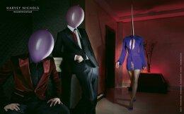 英国百货公司商业广告设计欣赏