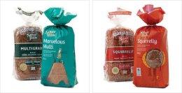 多款颜色面包创意包装袋设计欣赏