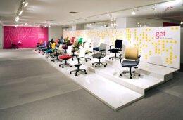 设计大作:精美的办公椅品牌视觉形象设计欣赏
