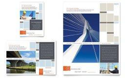20个漂亮的单页传单设计欣赏
