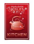 一组以红白颜色组成的产品创意海报设计