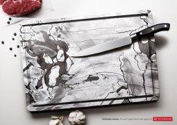 国外维氏厨房刀具经典个性的广告设计欣赏