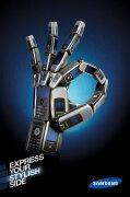 三星手机的商业广告设计欣赏