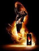 可口可乐能量饮料广告创意海报设计欣赏