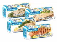 8组品牌简约色彩淡雅的食品包装设计欣赏