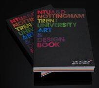 欧美时尚风格的艺术设计图书版式设计作品欣赏