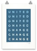 Obama竞选艺术海报风格游戏人物海报欣赏