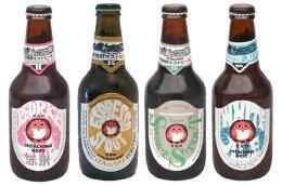 9款新奇的国外啤酒包装设计欣赏