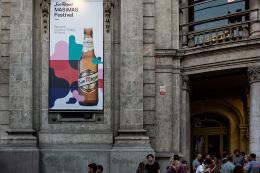 2018巴塞罗那爵士音乐节的视觉设计