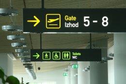 Ljubljana机场指示系统设计——系统架构