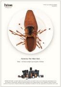 鞋子厨师:鞋子专业护鞋防护产品广告设计欣赏