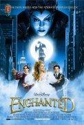 好莱坞著名电影:Enchanted(曼哈顿奇缘)电影海报设计