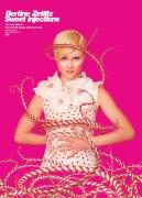 Kvamme时尚复古唱片音乐宣传海报设计欣赏