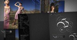 一组高档欧式风格画册设计欣赏