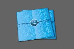 北国风光楼书设计作品——楼书设计
