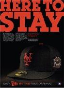 NEWERA帽平面广告设计欣赏