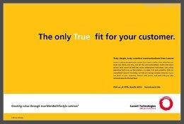 朗讯广告作品集——平面广告设计