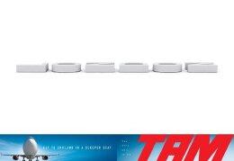 巴西航空公司广告欣赏——广告设计