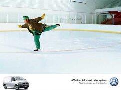 大众Transporter广告设计欣赏