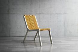 椅子设计,多功能木椅。