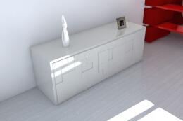 组合家具设计,集多功能和个性于一身。