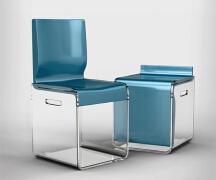 椅子设计,空间节省大师
